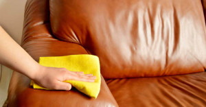 Dry Leather Sofa Cleaning Service Singapore